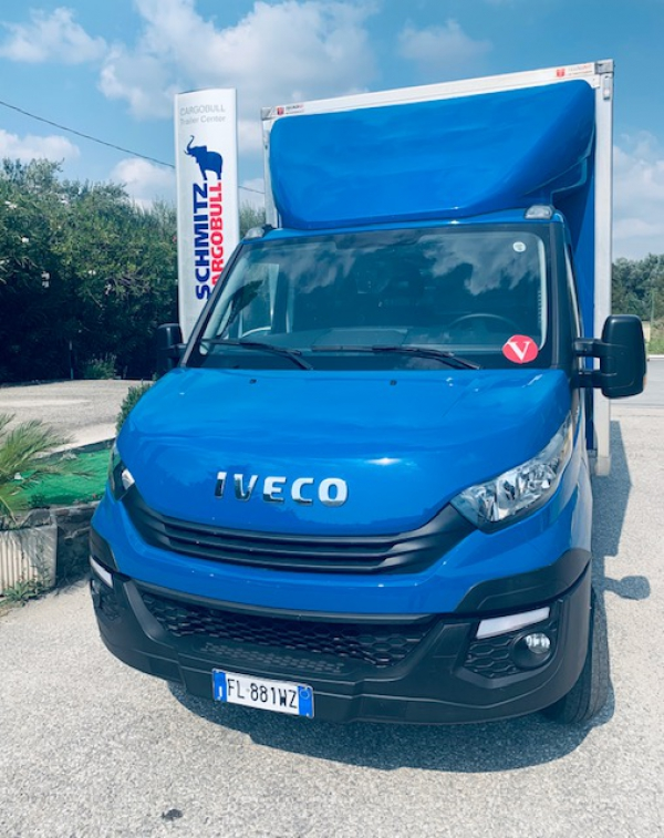 IVECO DAILY 35C15 BOX