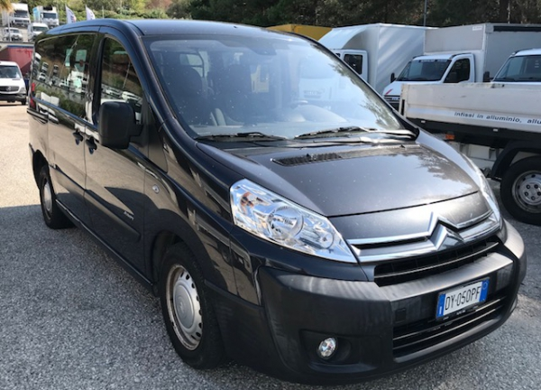 CITROEN JUMPY 6 POSTI